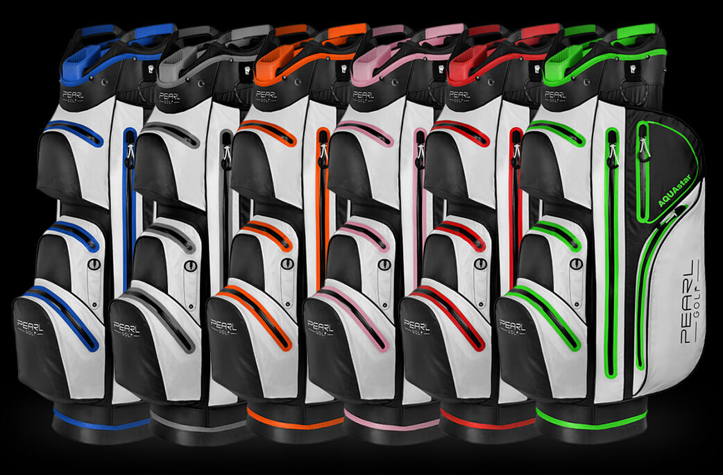 Landingpage Golfbag - 6 Farben - Web Agentur Frasche.de