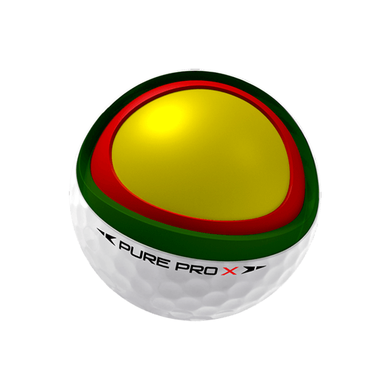 Landingpage Golfball - Web Agentur FRASCHE.de - purepro x