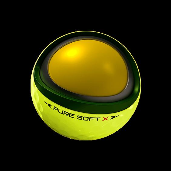 Landingpage Golfball - Web Agentur FRASCHE.de -puresoft x