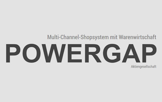 Powergap Shop System
