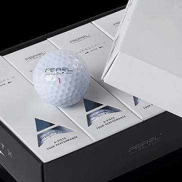 Golfball PearlGolf - Web Agentur FRASCHE.de