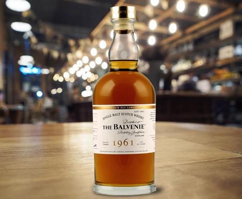 The Balvenie DCS - 1961