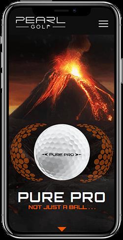 wordpress projekt golfsport iphone1