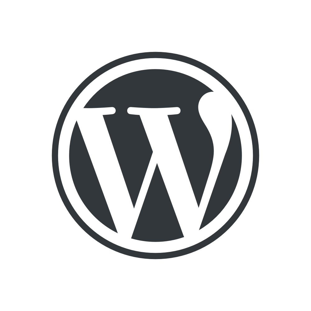 wordpress logo frasche
